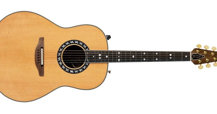 Ovation Guitars Reissues Glen Campbell Signature Model | Glen Campbell